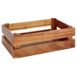 Holzbox -SUPERBOX- 29 x 18,5 cm, H: 10,5 cm