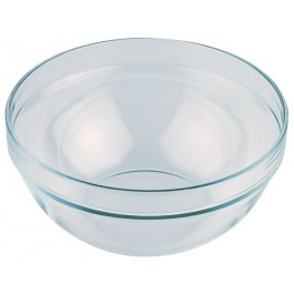 Glasschale Ø 6  cm, H: 2,5 cm