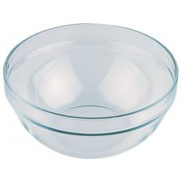 Glasschale Ø 7,5 cm, H: 3,5 cm