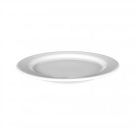 Teller flach rund 16 cm