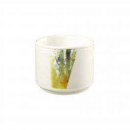 Teesiebablagebehälter