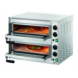 """Pizzabackofen """"Mini Plus 2"""" von Bartscher"""