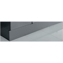 frontseitige Fußblende für, 1200 mm Elemente, H in mm: 180