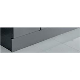 frontseitige Fußblende für, 1600 mm Elemente, H in mm: 180