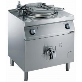 Gas-Kochkessel, Standgerät mit indirekt beheiztem 60 l-Kessel und Pressostat