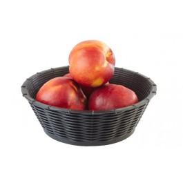 Brot- und Obstkorb Ø 20 cm, H: 6,5 cm
