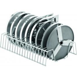 SST Schneidescheibenständer für bis zu 8 Scheiben von Saro - SAR-418-2085