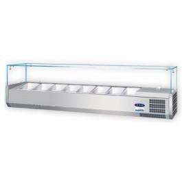 COOL-LINE-Kühlaufsatz, für 8 x GN 1/3-150