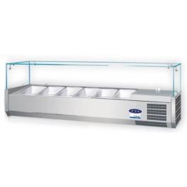 COOL-LINE-Kühlaufsatz, für 7 x GN 1/4-150