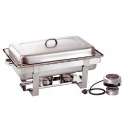 STL Chafing Dish GN 1/1 m. Heizung von Bartscher
