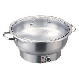 Chafing Dish, EL, rund, 3,8L von Bartscher