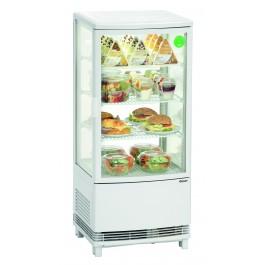 Mini-Kühlvitrine 86L von Bartscher