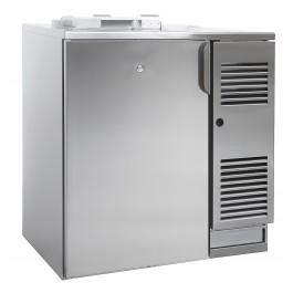 Abfallkühler, steckerfertig, fertig montiert für 1 x 120 l Mülltonne