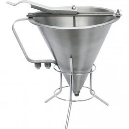 Fondant- / Likörtrichter mit Gestell, 1,8 Liter von Stalgast