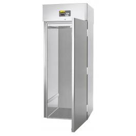 Einfahrtiefkühlschrank, steckerfertig, für Hordenwagen GN 2/1, GN 1/1 oder EN 600 x 400 mm, EN 600 x 800 mm