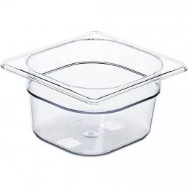 Gastronormbehälter NEW MODEL Polycarbonat, GN 1/6 (100 mm) von Stalgast