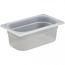 Gastronormbehälter, Polypropylen, GN 1/4 (100 mm) von Stalgast