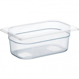 Gastronormbehälter NEW MODEL Polypropylen, GN 1/4 (100 mm) von Stalgast
