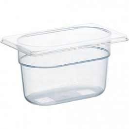 Gastronormbehälter NEW MODEL Polypropylen, GN 1/9 (65 mm) von Stalgast