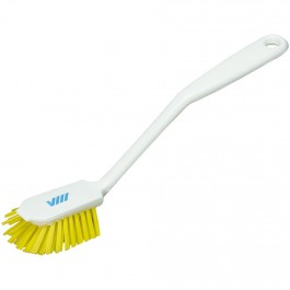 Reinigungsbürste weiß, 28 x 6 x 3,5 cm (BxTxH) von Vikan