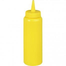 Quetschflasche gelb, 0,35 Liter von Stalgast