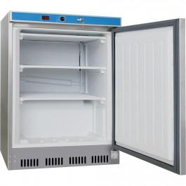 Tiefkühlschrank INOX, 200 Liter, Abmessung 600 x 600 x 850 mm (BxTxH) von Stalgast