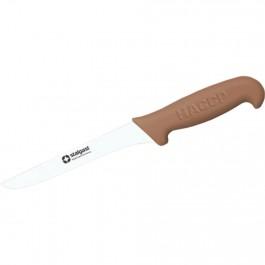 Stalgast Ausbeinmesser, HACCP, Griff braun, Stahlklinge 16 cm von Stalgast