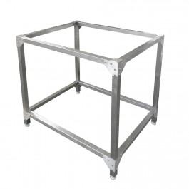 Untergestell für Pizzaöfen passend zu PP0801432, PP0802432 von Stalgast