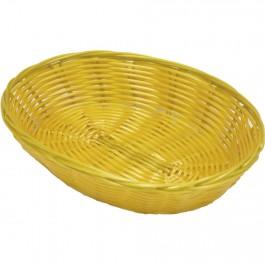 Brot- und Obstkorb oval, Polypropylen, 230 x 150 x 65 mm (BxTxH) von Stalgast