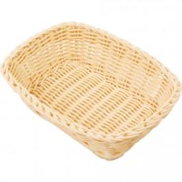 Brot- und Obstkorb oval, Polypropylen, 375 x 150 x 70 mm (BxTxH) von Stalgast