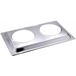 Einsatzplatte zu Suppenstation für Chafing Dish 7088/530