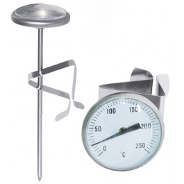 Fritteusenthermometer
