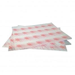 Hamburgerpapier rot