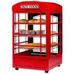 Warmhaltevitrine Phone Box