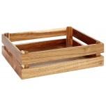 Holzbox -SUPERBOX- 35 x 29 cm, H: 10,5 cm