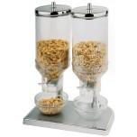 Cerealienspender -Fresh+Easy- ca. 22 x 35 cm, Höhe 52 cm