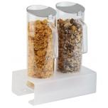 Cerealien-Bar 26 x 17 cm, H: 32,5 cm