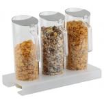 Cerealien-Bar 38 x 17 cm, H: 28,5 cm