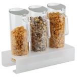 Cerealien-Bar 38 x 17 cm, H: 32,5 cm
