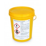 Brennpaste, 4 kg Kunststoff-Eimer, Ethanol