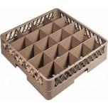 Tassenkorb mit 20 Einteilungen, 9 x 11,4 x 8,7 cm, Polypropylen