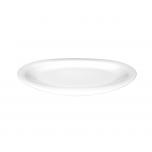 Teller oval 19 cm