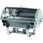Chafing Dish mit Rolldeckel 1/1 GN Modell DENNIS