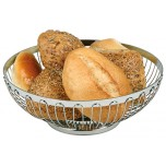 Brot- und Obstkorb, rund Ø 17,5 cm, H: 7 cm