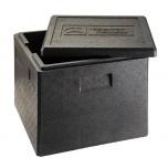 Thermo-Box -PIZZA- außen: 41 x 41 cm, H: 37,5 cm