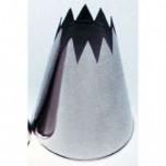 Sterntülle, Ø 0,6 cm, Edelstahl