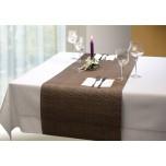 Tischläufer - beige, braun 45 x 150 cm
