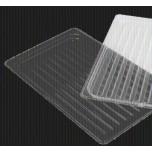 Auslagetablett GN 1/1, schwarz, Polycarbonat