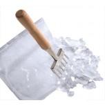 Eiszerkleinerer 6,5 x  2 cm, Länge: 23 cm
