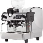 Eingruppige Siebträgermaschine mit Kaffeemühle, 460 x 590 x 630 mm (BxTxH)